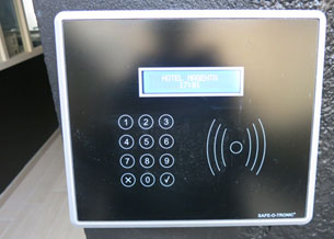 Lecteur TS 400 safe-o-tronic